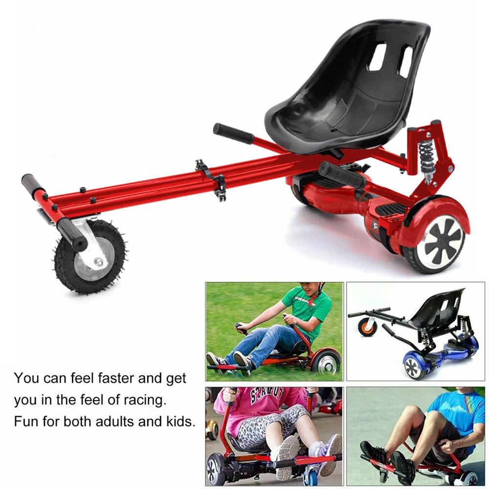 Indexbild 21 - Hoverkart Hoverboard Sitzscooter Dämpfungsfedern Go Kart Hoverseat Kartsitz DE