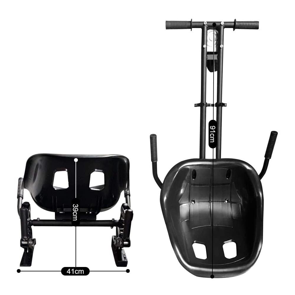 Indexbild 25 - Hoverkart Hoverboard Sitzscooter Dämpfungsfedern Go Kart Hoverseat Kartsitz DE