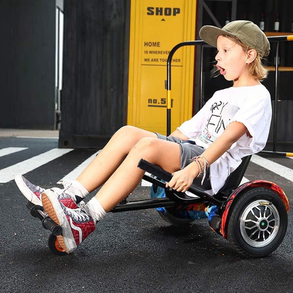 Indexbild 26 - Hoverkart Hoverboard Sitzscooter Dämpfungsfedern Go Kart Hoverseat Kartsitz DE