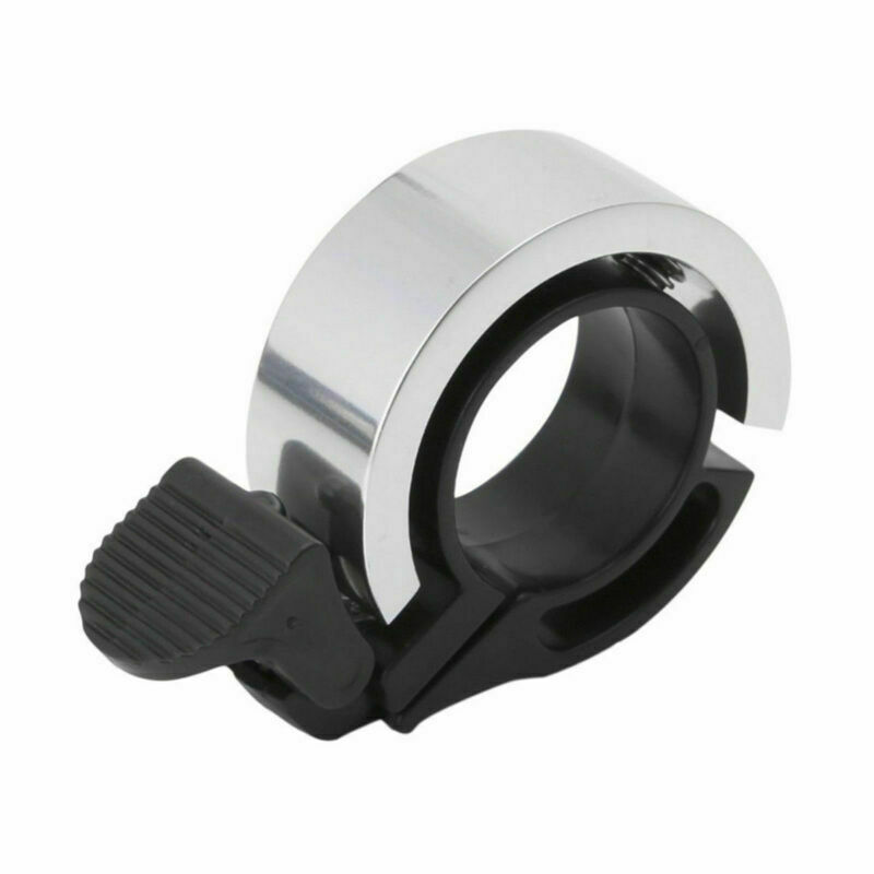 Aluminiumlegierung-Fahrrad-Roller-Bell-Heavy-Duty-MTB-Fahrrad-Lenker-Kit-Glocke miniatura 7