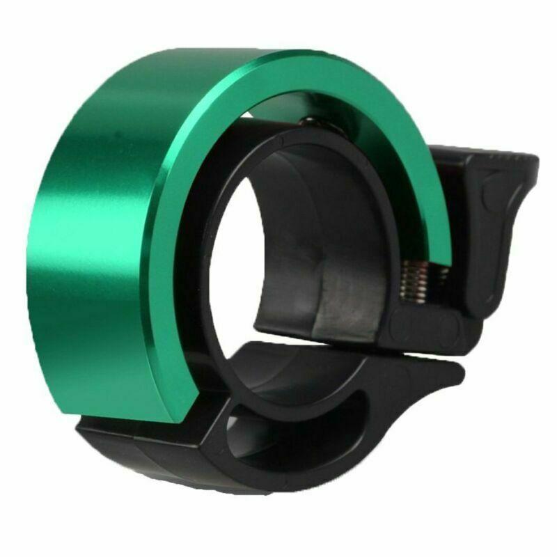 Aluminiumlegierung-Fahrrad-Roller-Bell-Heavy-Duty-MTB-Fahrrad-Lenker-Kit-Glocke miniatura 8