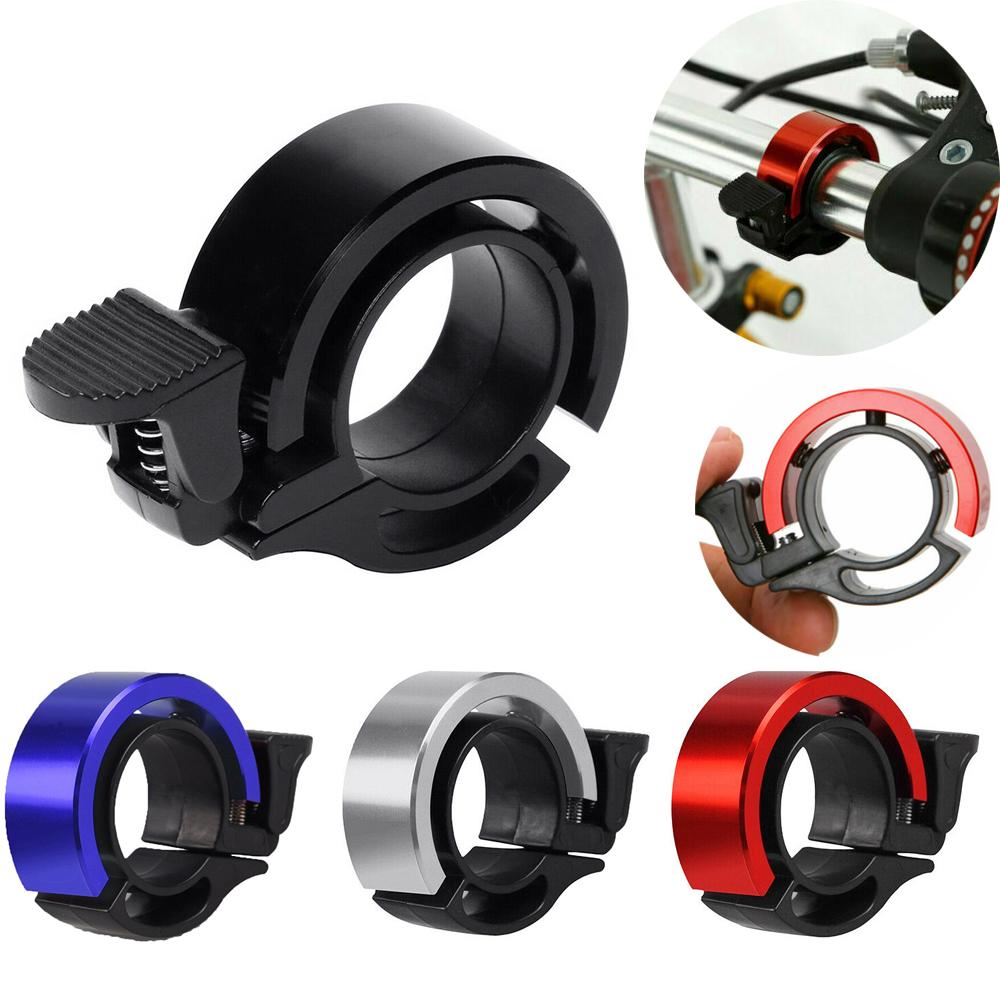 Aluminiumlegierung-Fahrrad-Roller-Bell-Heavy-Duty-MTB-Fahrrad-Lenker-Kit-Glocke