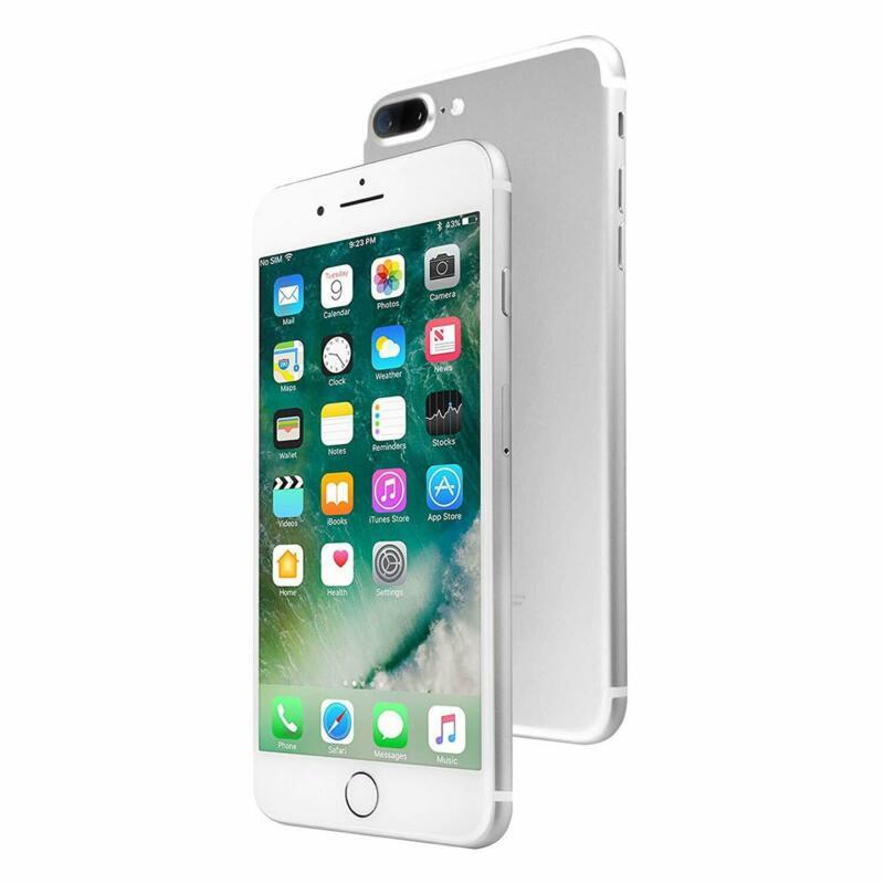 Apple-iPhone-7-Plus-256Go-Argent-SmartPhone-sans-Simlock-5-5-034-Telephones miniature 3