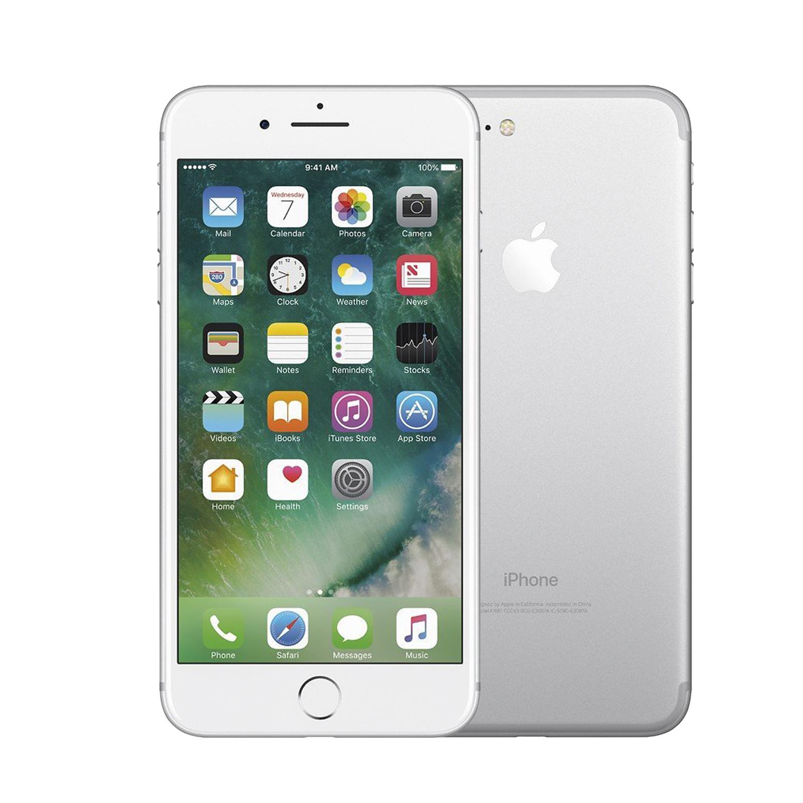Apple-iPhone-7-Plus-256Go-Argent-SmartPhone-sans-Simlock-5-5-034-Telephones