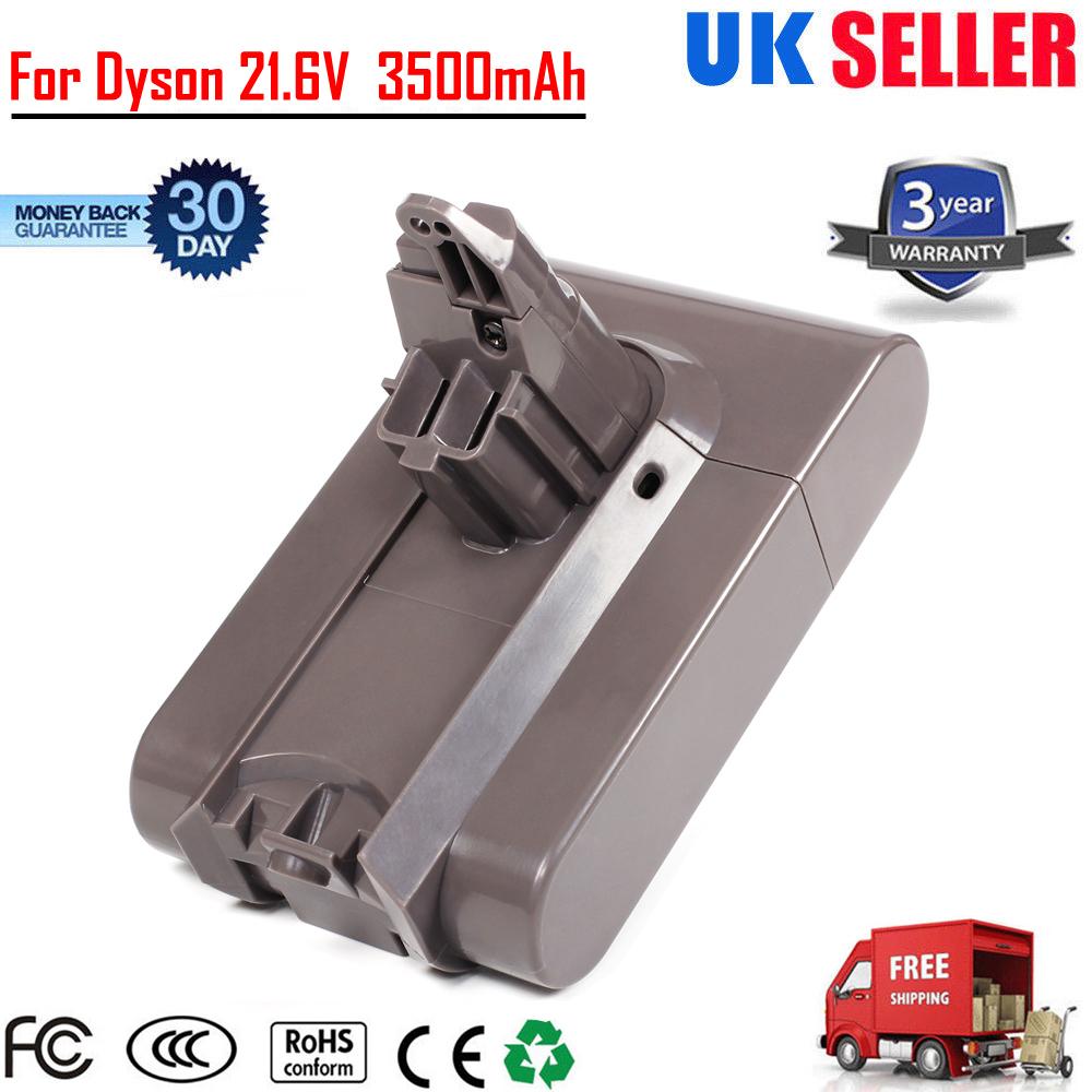 3 5ah Li Ion Battery For Dyson V6 965874 02 Dc58 Dc59 Dc62