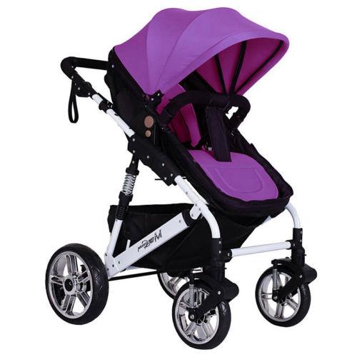 baby sitzeinlage sitzauflage auflage schonbezug universal f r kinderwagen lila ebay. Black Bedroom Furniture Sets. Home Design Ideas