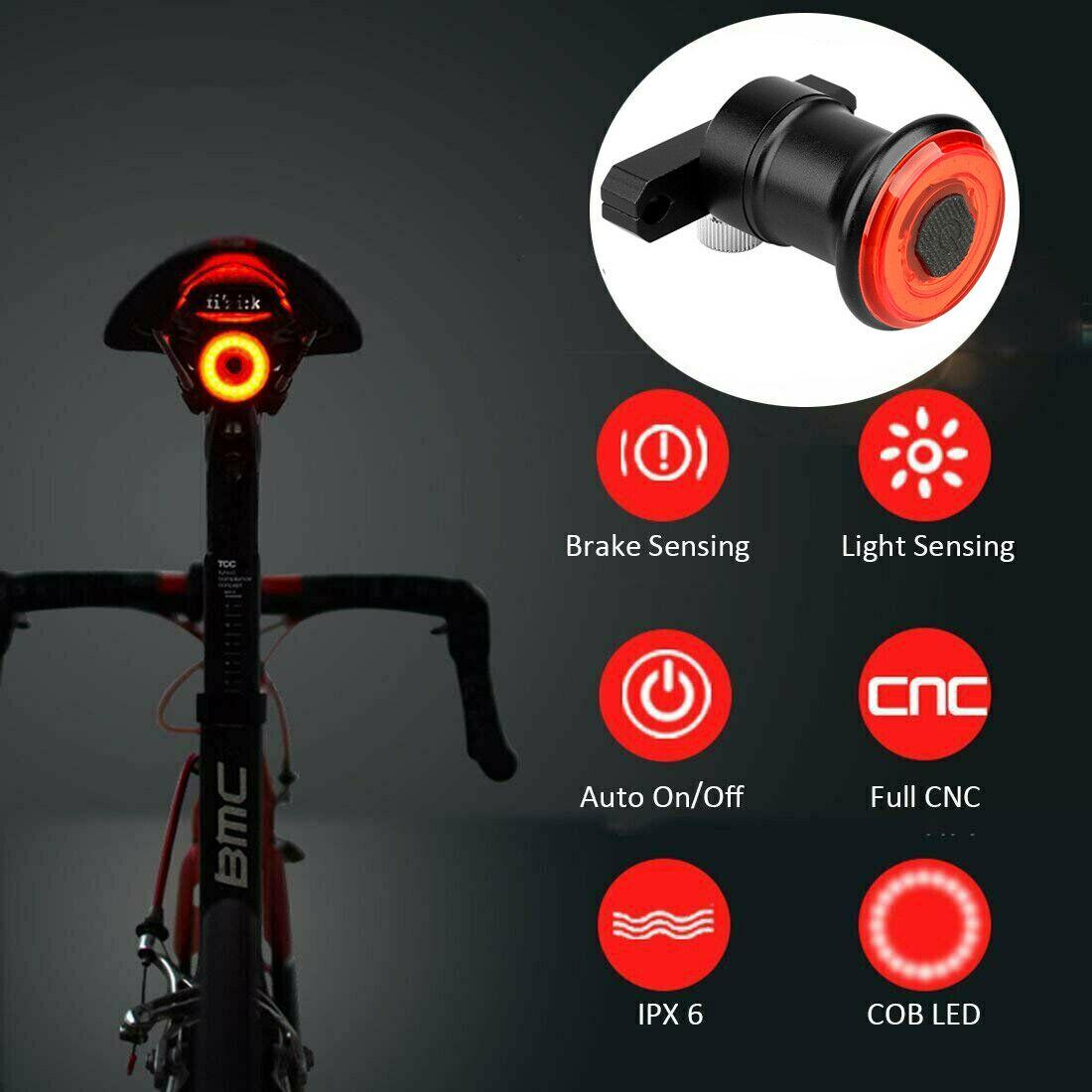 Bicycle Taillights Holder Xlite100 Sensor Lights Bracket Rear Lights Support BH
