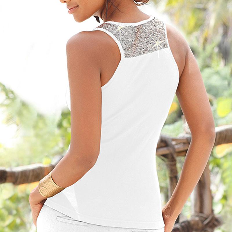 Womens-Summer-Sleeveless-Vest-Tops-Ladies-Casual-Beach-Tank-Blouse-T-Shirt-6-16 thumbnail 12