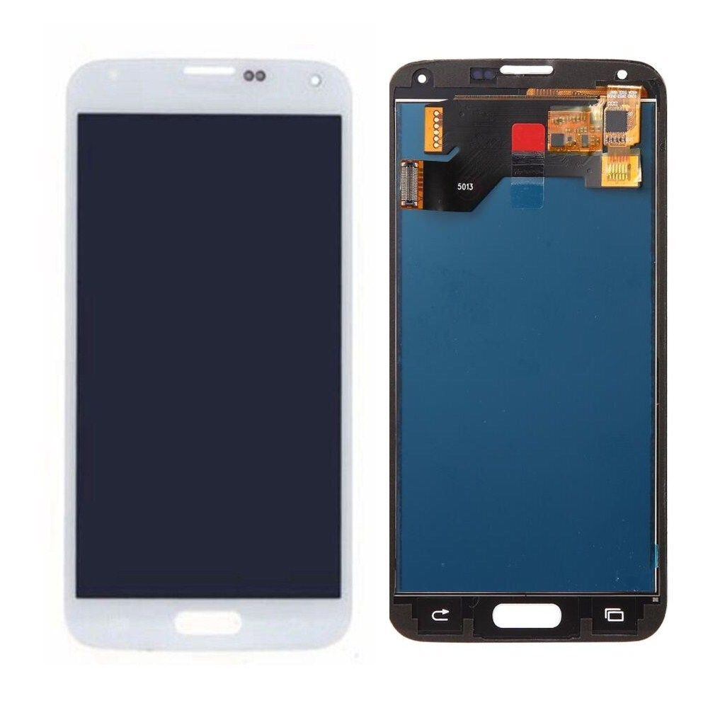 f r samsung galaxy s5 sm g900f lcd display touch screen. Black Bedroom Furniture Sets. Home Design Ideas