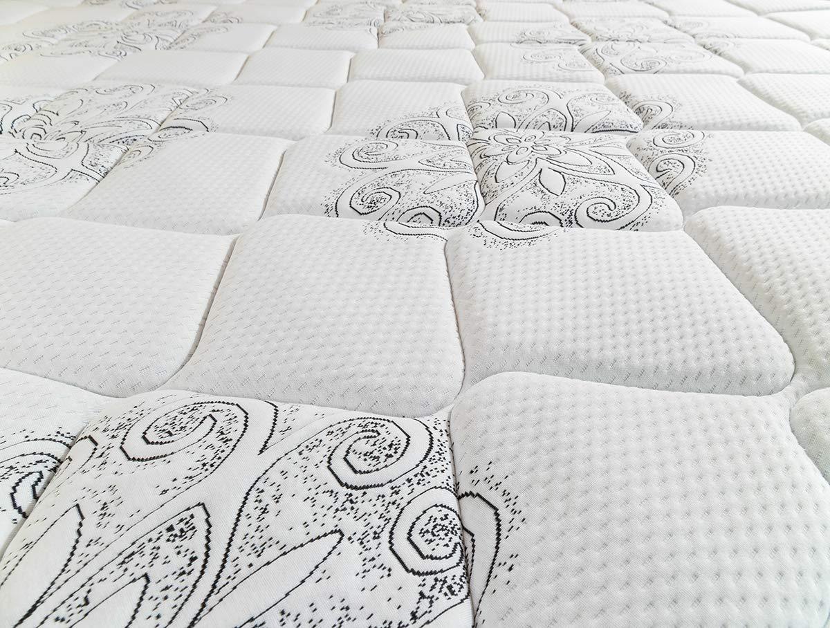 7 zonen komfort taschenfederker matratze 90x200 100x200. Black Bedroom Furniture Sets. Home Design Ideas