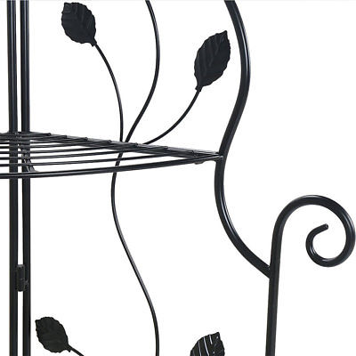 mehrst ckig blumentreppe blumenst nder pflanze regal f r garten zuhause ebay. Black Bedroom Furniture Sets. Home Design Ideas