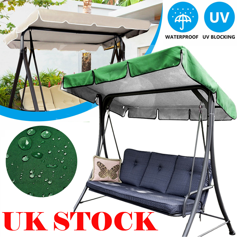 Replacement Canopy For Swing Seat 2 3 Seater Sizes Garden ...