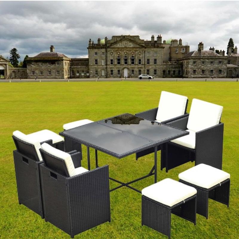 4-9-PCS-Ratten-Garden-Furniture-Set-Table-Chair-Sofa-Conservatory-Patio-Outdoor thumbnail 18