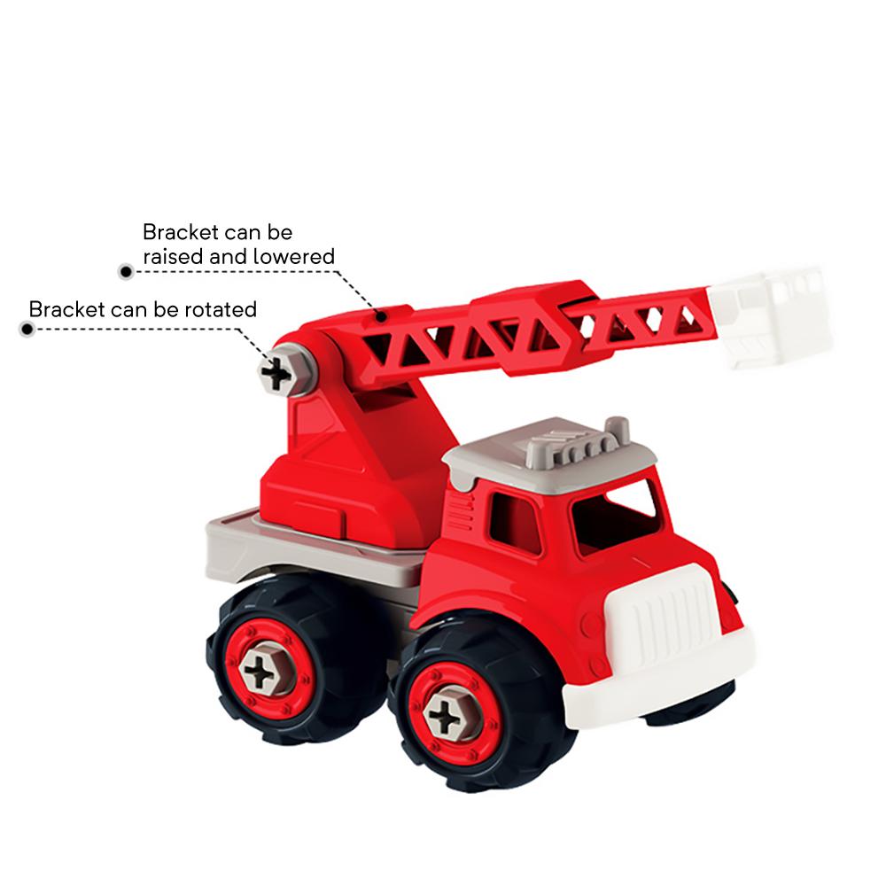 Jouet Kit Véhicule 3ans Démontable Pompier Enfant Pour Camion De Maquette 7gbf6yIYv