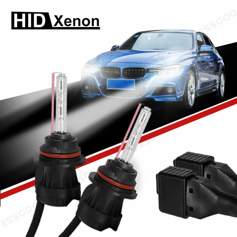 35W-HID-Xenon-Headlight-Conversion-KIT-Bulbs-H1-H4-H11-9005-9006-880-881 miniatura 16