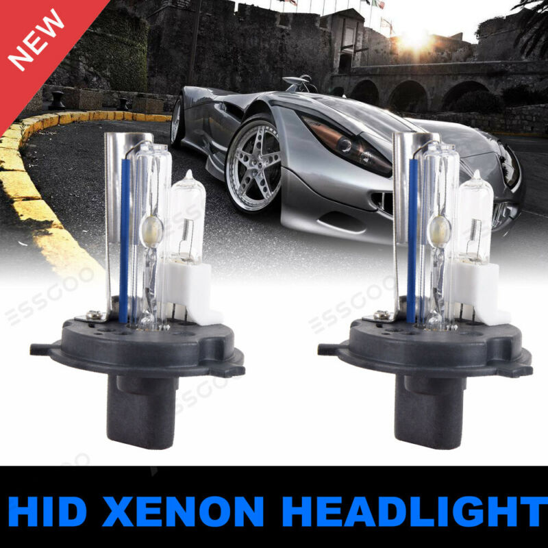 35W-HID-Xenon-Headlight-Conversion-KIT-Bulbs-H1-H4-H11-9005-9006-880-881 miniatura 24