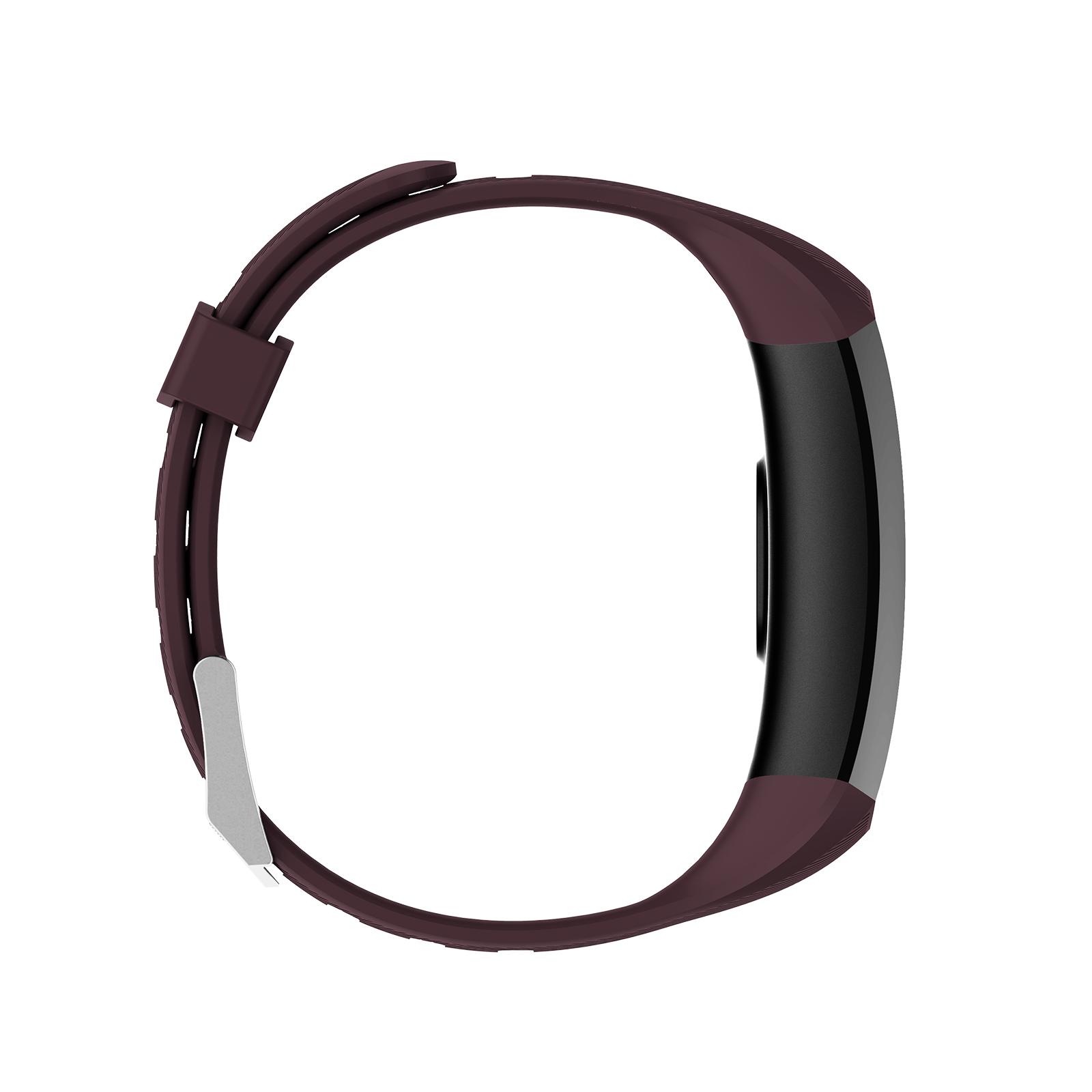XGODY Smartwatch Herzfrequenz Blutdruck Schrittzähler..