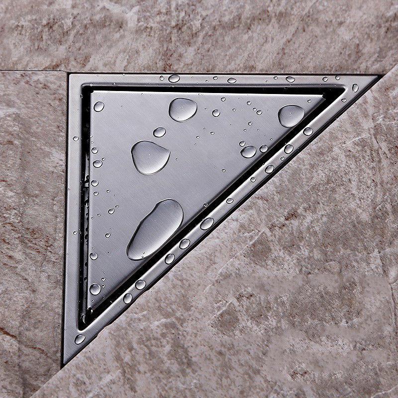miniatura 23 - PILETTA di scarico in acciaio inox bagno cucina stanza umida dei rifiuti Doccia Trappola IDRAULICA