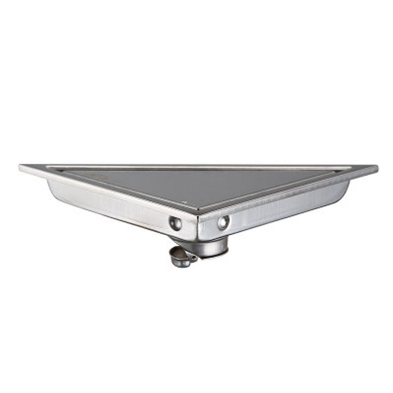miniatura 24 - PILETTA di scarico in acciaio inox bagno cucina stanza umida dei rifiuti Doccia Trappola IDRAULICA