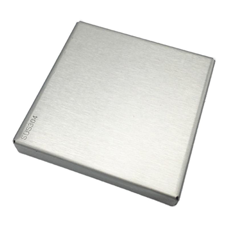 miniatura 17 - 304 IN ACCIAIO INOX SCARICO di doccia scadenza Pavimento Scarico befliesbar 150mm