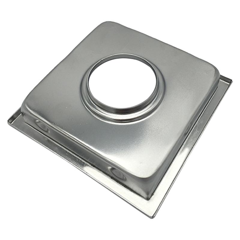miniatura 18 - 304 IN ACCIAIO INOX SCARICO di doccia scadenza Pavimento Scarico befliesbar 150mm