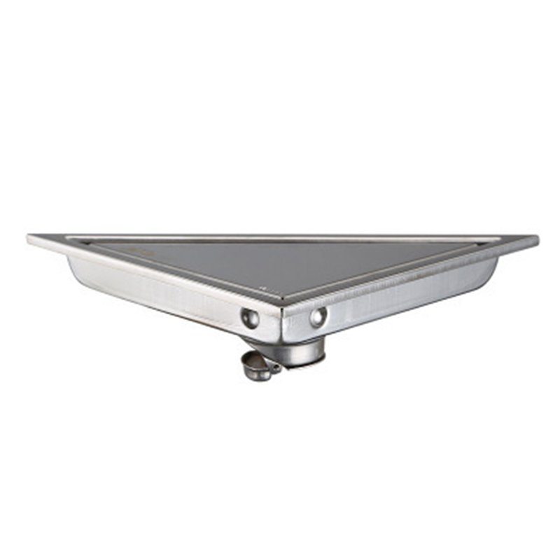miniatura 23 - 304 IN ACCIAIO INOX SCARICO di doccia scadenza Pavimento Scarico befliesbar 150mm