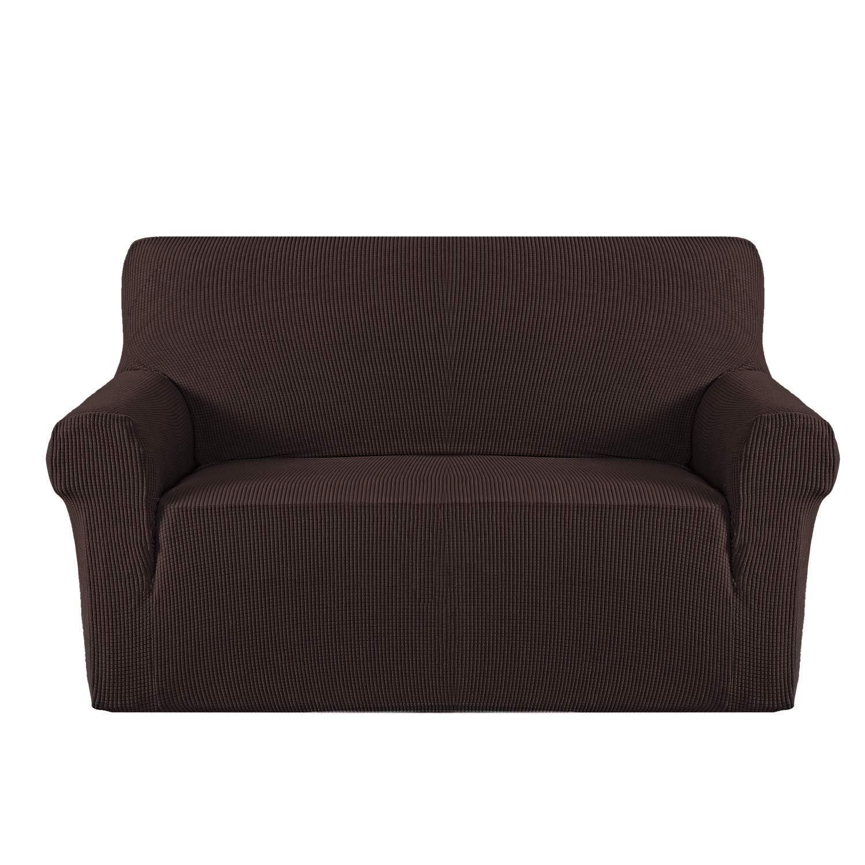 Fleece-Easy-Fit-Divano-Fodera-Stretch-Protettore-Morbido-Divano-COVER-1-2-3-Sedile miniatura 15