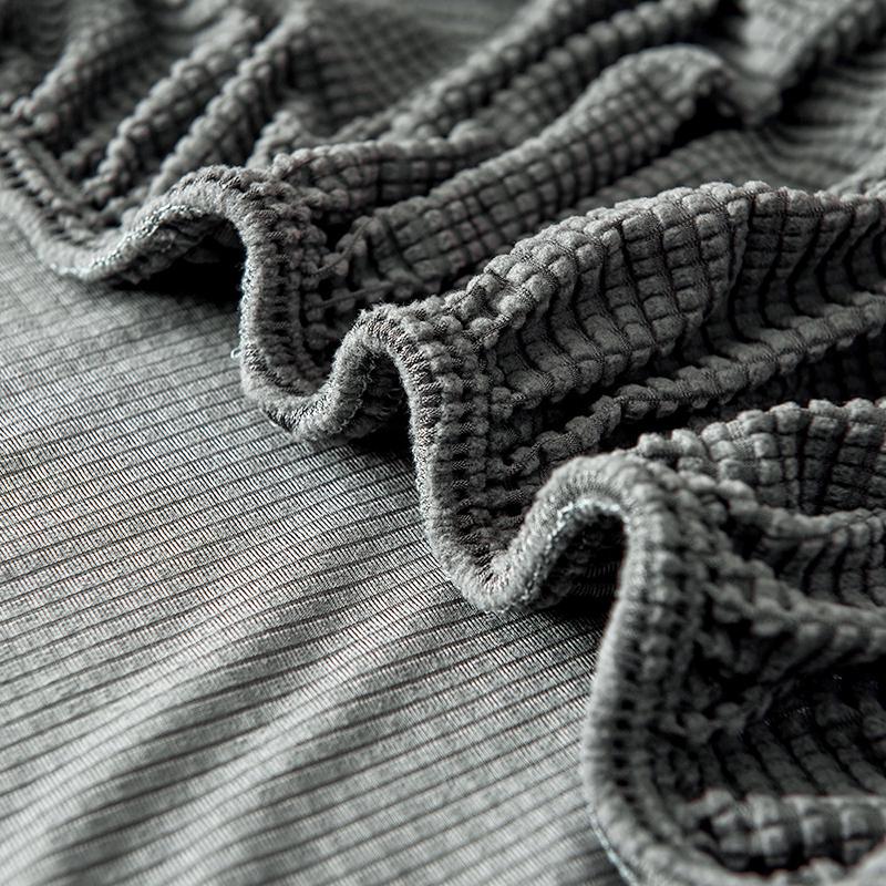 Fleece-Easy-Fit-Divano-Fodera-Stretch-Protettore-Morbido-Divano-COVER-1-2-3-Sedile miniatura 36
