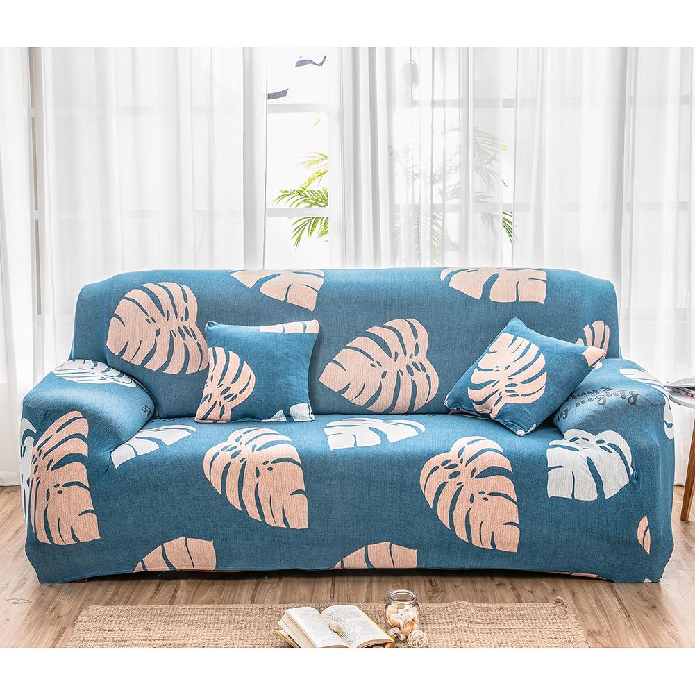 Copridivano-Divano-Jacquard-elasticizzato-sedere-Tessuto-elastico-1-2-3-Posti miniatura 23