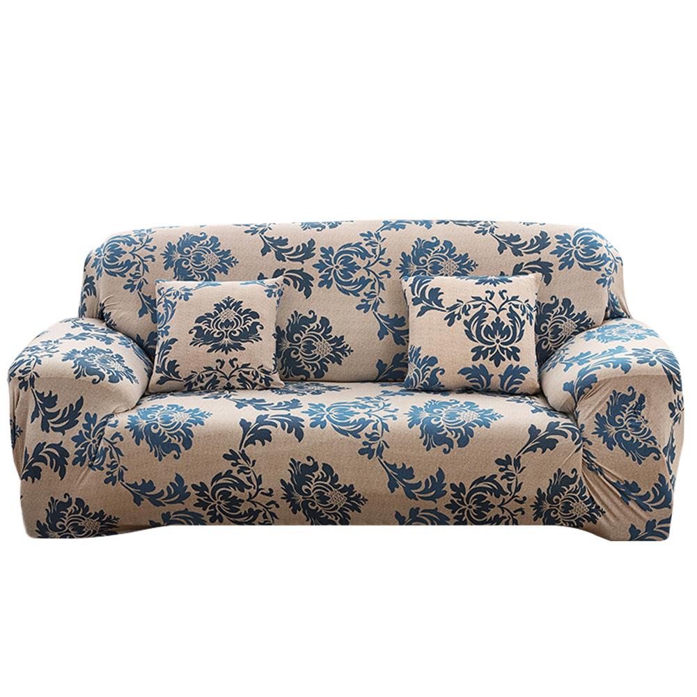 Copridivano-Divano-Jacquard-elasticizzato-sedere-Tessuto-elastico-1-2-3-Posti miniatura 92