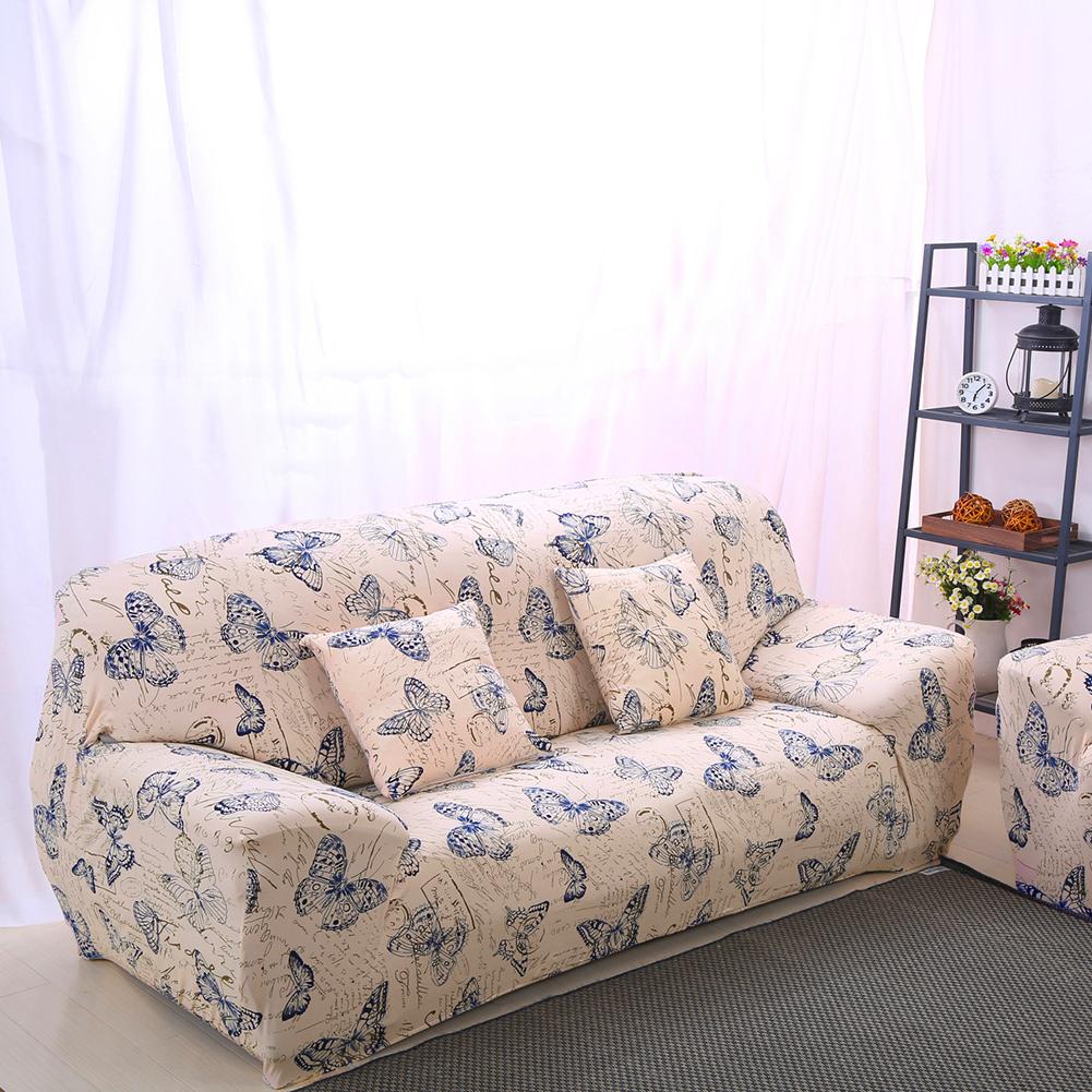 Copridivano-Divano-Jacquard-elasticizzato-sedere-Tessuto-elastico-1-2-3-Posti miniatura 99