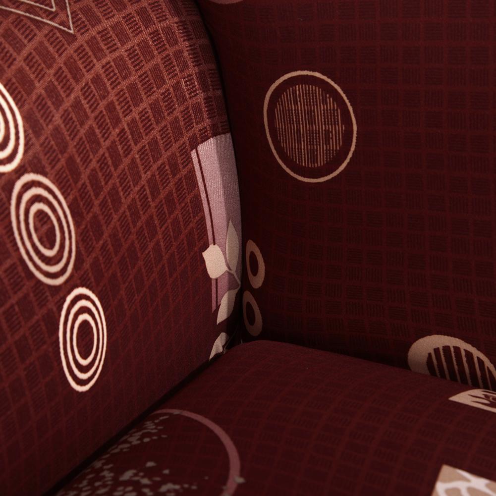 Copridivano-Divano-Jacquard-elasticizzato-sedere-Tessuto-elastico-1-2-3-Posti miniatura 114