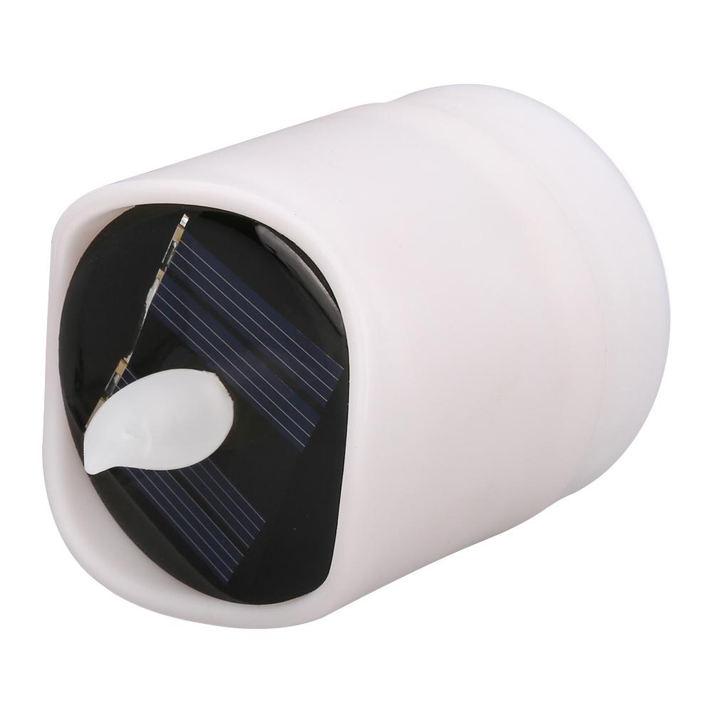 Senza-Fiamma-LED-Candela-Energia-Solare-Alimentato-Tremolante-Te-Luci-a-Batterie miniatura 21