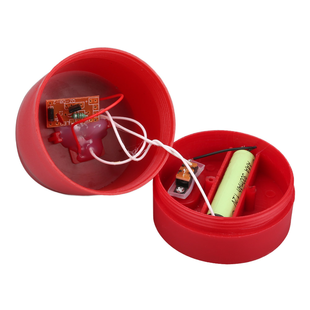 Senza-Fiamma-LED-Candela-Energia-Solare-Alimentato-Tremolante-Te-Luci-a-Batterie miniatura 35