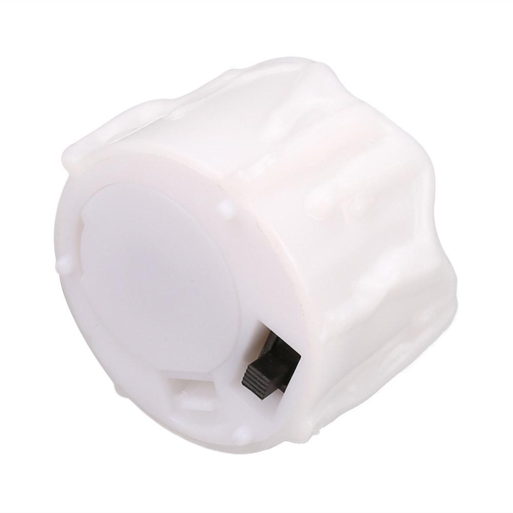 24-PEZZI-CANDELE-LUMINI-LED-senza-fiamma-CANDELINE-Lume-di-candela-Tremolante miniatura 31