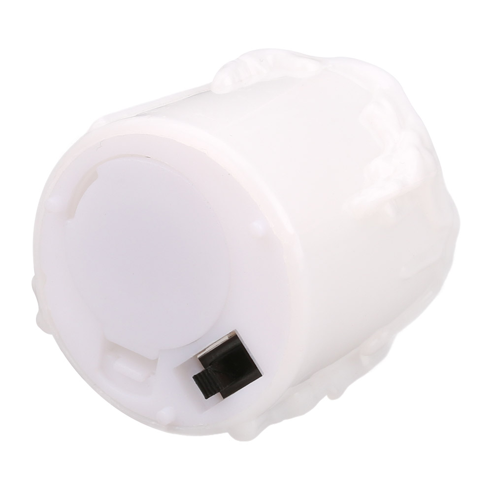 24-PEZZI-CANDELE-LUMINI-LED-senza-fiamma-CANDELINE-Lume-di-candela-Tremolante miniatura 42
