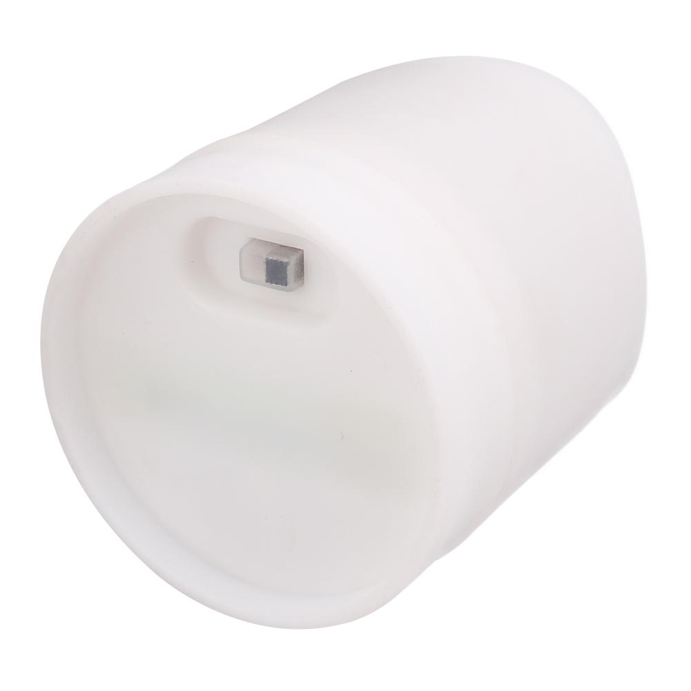 12x-LED-luce-del-te-Candele-sfarfallio-energia-solare-senza-fiamma-Lumini-Wedding-Decor miniatura 19