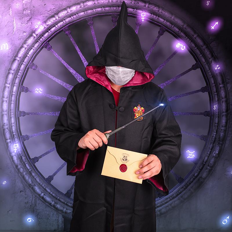 Baguette Magique HarryPotter Hermione Dumbledore Cosplay Wand Halloween Carnaval 2