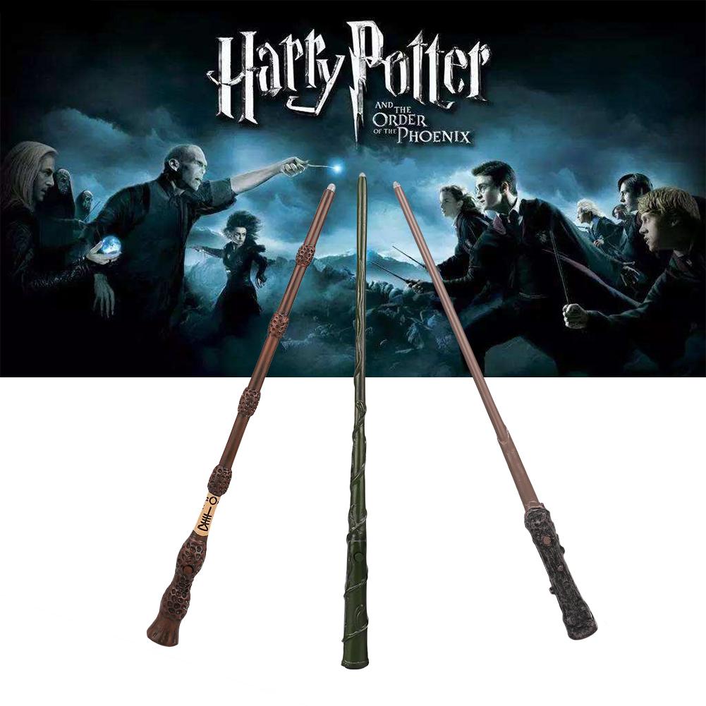 Baguette Magique HarryPotter Hermione Dumbledore Cosplay Wand Halloween Carnaval 6