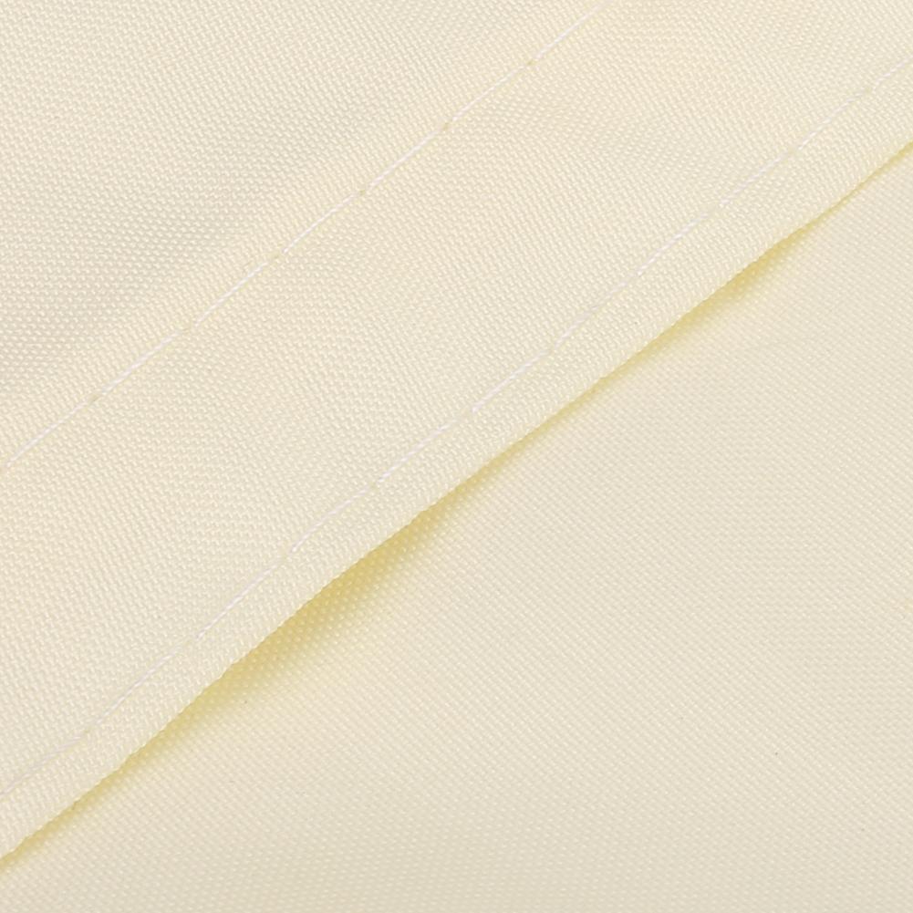 miniatura 46 - Tenda a vela triangolare ombreggiante telo da sole ombra giardino parasole