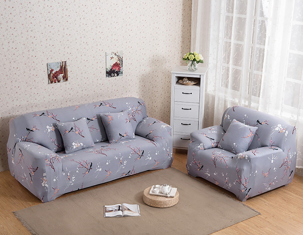 Floreale-Divano-a-1-2-3-posti-Elastico-copre-FODERA-DIVANO-Stretch-DIVANO-Protettore miniatura 23