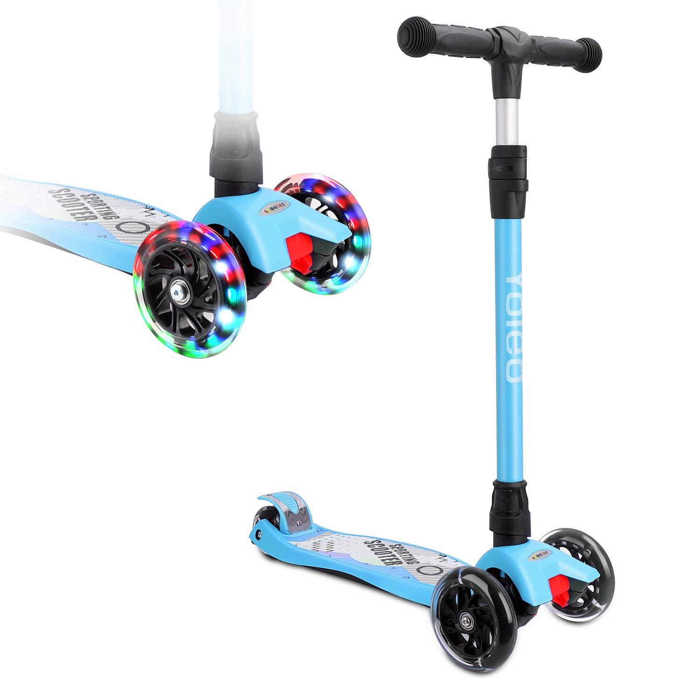 kinderroller dreiradscooter roller scooter cityroller mit. Black Bedroom Furniture Sets. Home Design Ideas