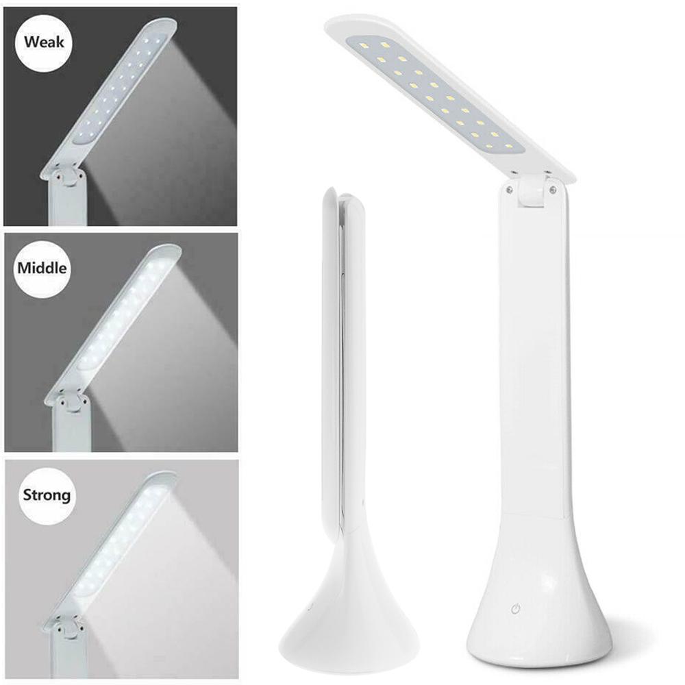 led tischlampe schreibtisch leuchte b ro dimmbar touch. Black Bedroom Furniture Sets. Home Design Ideas