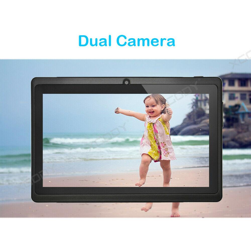 Android-8-1-7-Pulgadas-HD-Tableta-Infantil-ninos-QuadCore-1-16GB-XGODY-Tablet-PC miniatura 8