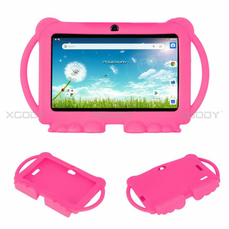 Android-8-1-7-Pulgadas-HD-Tableta-Infantil-ninos-QuadCore-1-16GB-XGODY-Tablet-PC miniatura 10
