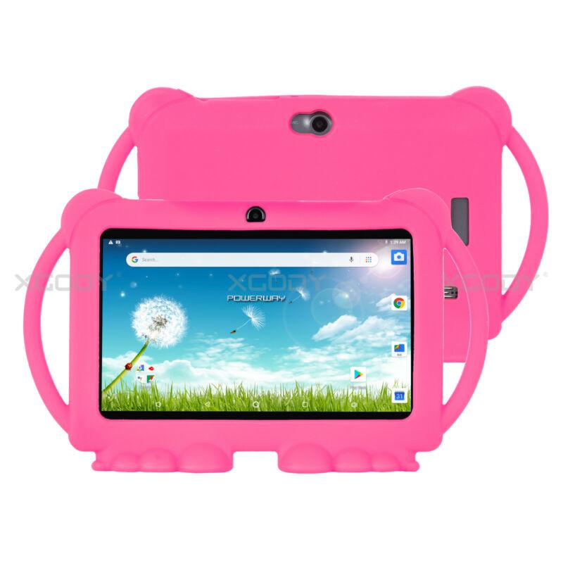 Android-8-1-7-Pulgadas-HD-Tableta-Infantil-ninos-QuadCore-1-16GB-XGODY-Tablet-PC