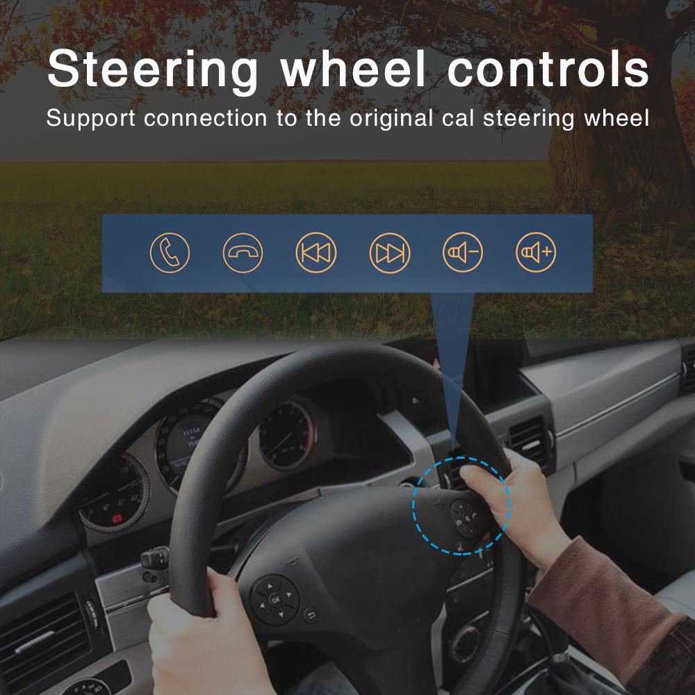 9-034-Autoradio-Android-8-1-Stereo-GPS-Navi-BT-Mirror-For-VW-GOLF-5-6-Passat-Varian miniatura 10
