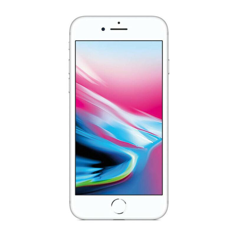 Apple-iPhone-8-64Go-Argente-Debloque-Smartphone-Telephones-Garantie-iOS miniature 5
