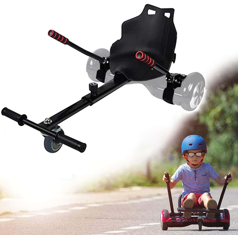 "Sitzscooter Kartsitz Hoverseat Hoverboard Hoverkart für Balance Scooter 6,5/""-10"