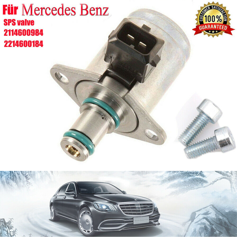 Mercedes Benz Sensor Servolenkgetriebe Parameter 2214600184 Original
